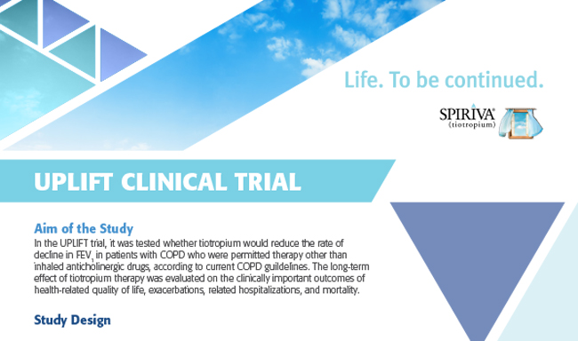 UPLIFT Clinical Trial Summary